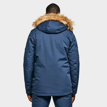 blue Ellesse Men's O'Reilly Ski Jacket