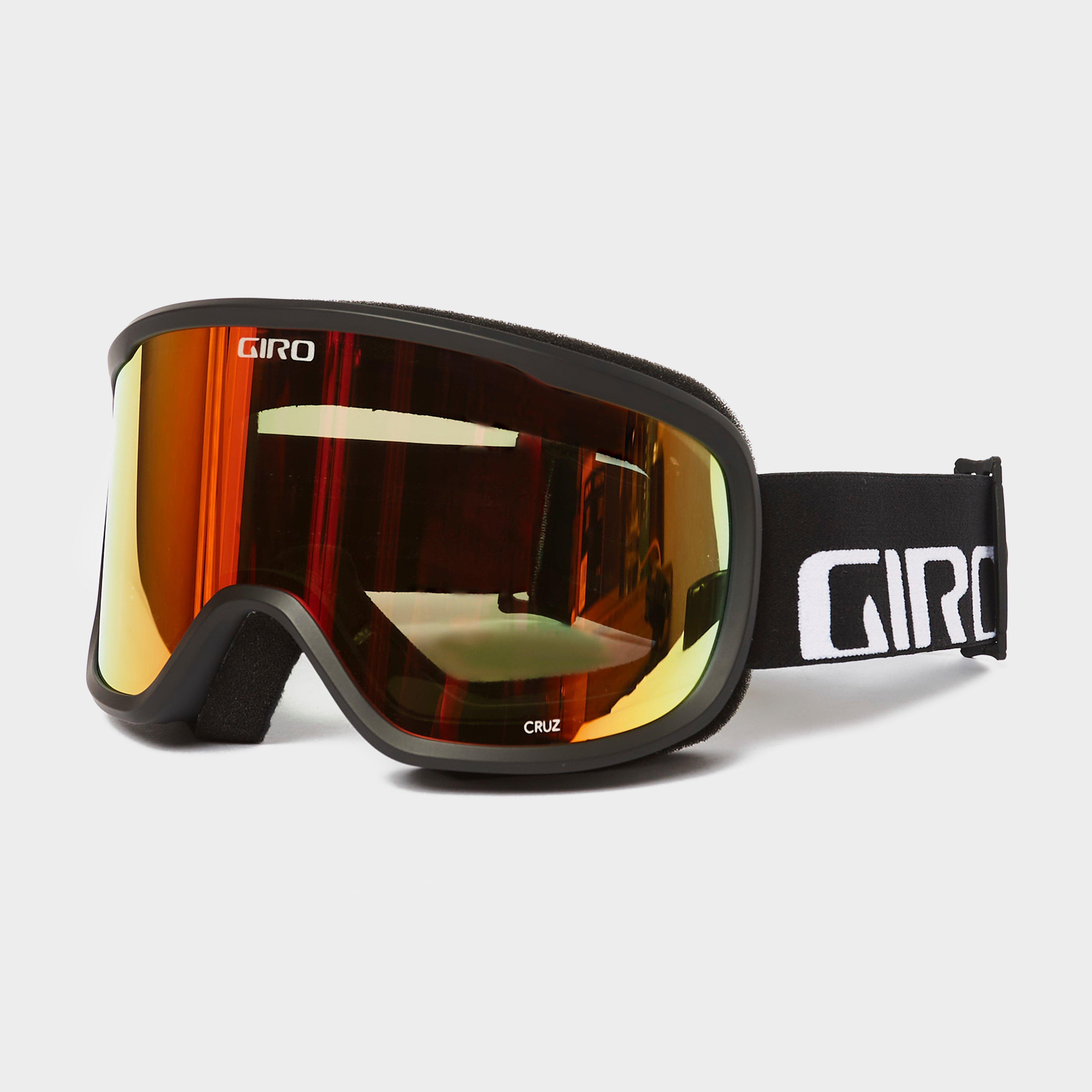 Giro Cruz Goggles - Red/Red, Red