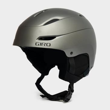 Grey GIRO Ratio Snow Helmet