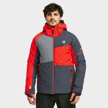 Grey Dare 2B Men's Supercell Ski Jacket