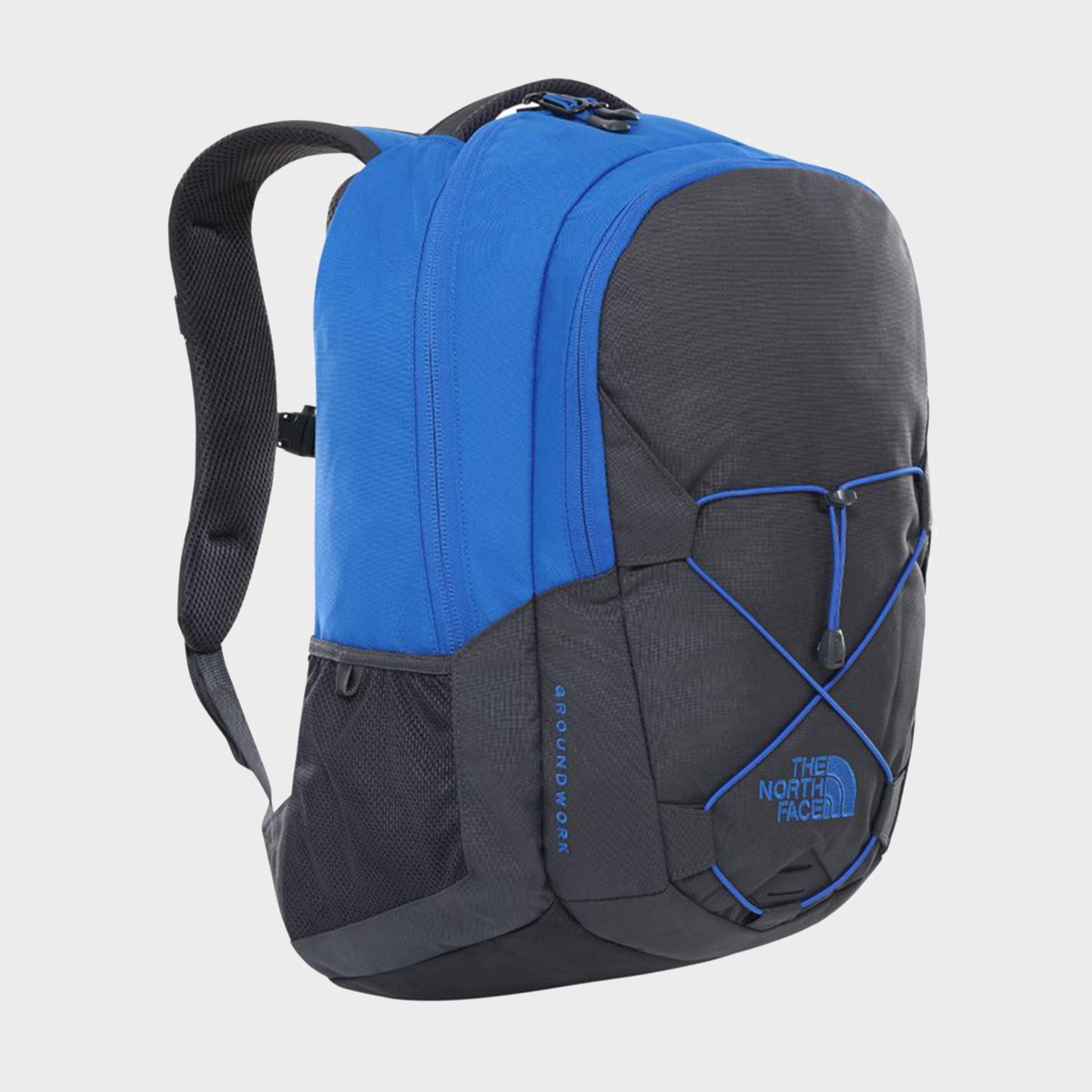 The North Face Groundwork 26L Backpack - Blue/Blu, Blue