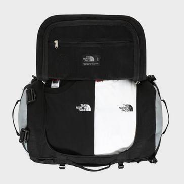 Grey The North Face Gilman Duffel Bag (Small)