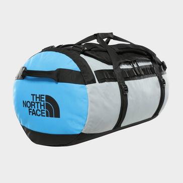 Blue The North Face Gilman Duffel (Large)