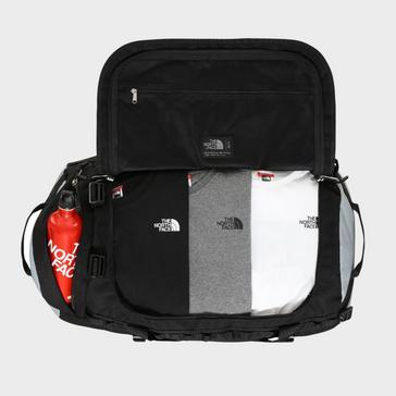 Grey The North Face Gilman Duffel (Large)