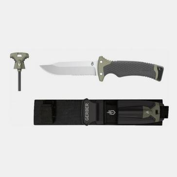 Grey Gerber Ultimate Survival Fixed Blade™