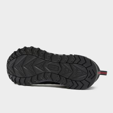Black Hi Tec Men's Cyclone Waterproof Shoes