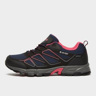 Navy Hi Tec Women's Typhoon Waterproof Shoes