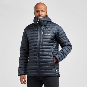 Ocean Rab Men's Microlight Alpine ECO Down Jacket