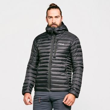 Black Rab Men's Microlight Alpine ECO Down Jacket
