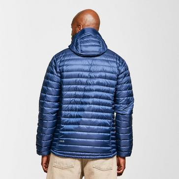 Deep Ink Rab Men's Microlight Alpine ECO Down Jacket