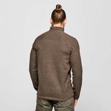 Brown Rab Men's Quest Pull-on Fleece