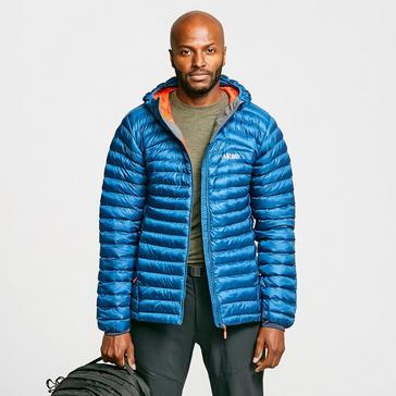 Blue Rab Men's Cirrus Flex 2.0 Insulated Hooded Jacket