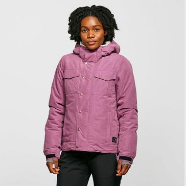Purple Protest Women's Cleo Snow Jacket