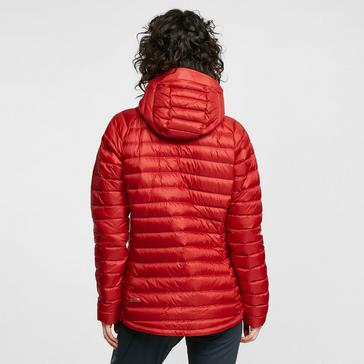 Red Rab Women's Microlight Jacket