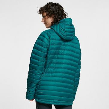 Green Rab Women's Microlight Jacket