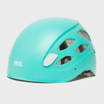 BLUE Petzl Borea Climbing Helmet