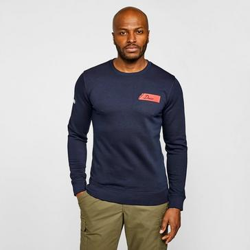 Navy DUCO Unisex Training Sweater