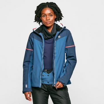Blue Dare 2B Women's Enclave Jacket