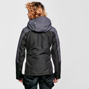 Black Dare 2B Women's Radiate Ski Jacket