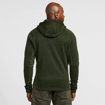 Green North Ridge Men's Atlas Textured Fleece