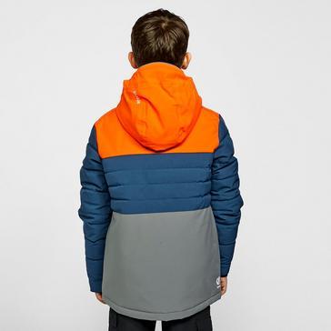 Orange Dare 2B Kids' Freeze Jacket