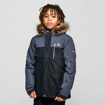 Black Dare 2B Kid's Furtive Ski Jacket