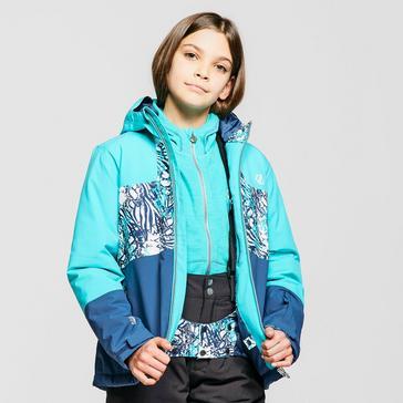 Blue Dare 2B Kids' Cavalier Ski Jacket