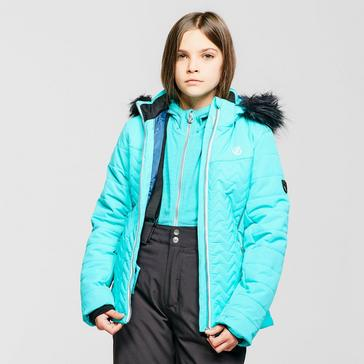 Blue Dare 2B Kids' Snowdrop Ski Jacket Jacket