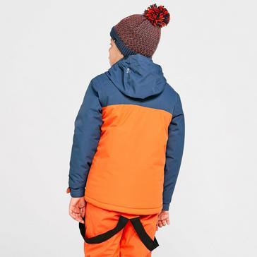 Orange Dare 2B Boys' Impose Ski Jacket