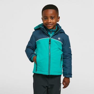 Blue Dare 2B Boys' Impose Ski Jacket