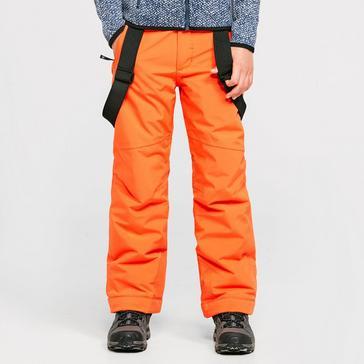 Orange Dare 2B Kids' Outmove II Ski Pants