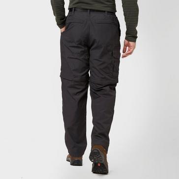 Grey Craghoppers Men's Kiwi Convertible Trousers