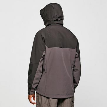 Black Craghoppers Men's Trent Softshell Jacket