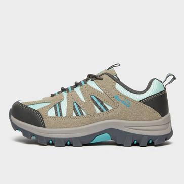 Grey Peter Storm Kids' Buxton Walking Shoe