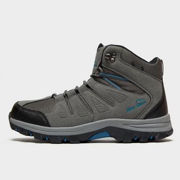 Grey Peter Storm Men's Dovedale Waterproof Walking Boot
