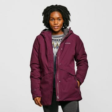 Purple Craghoppers Women's Cadbeck Thermic Jacket