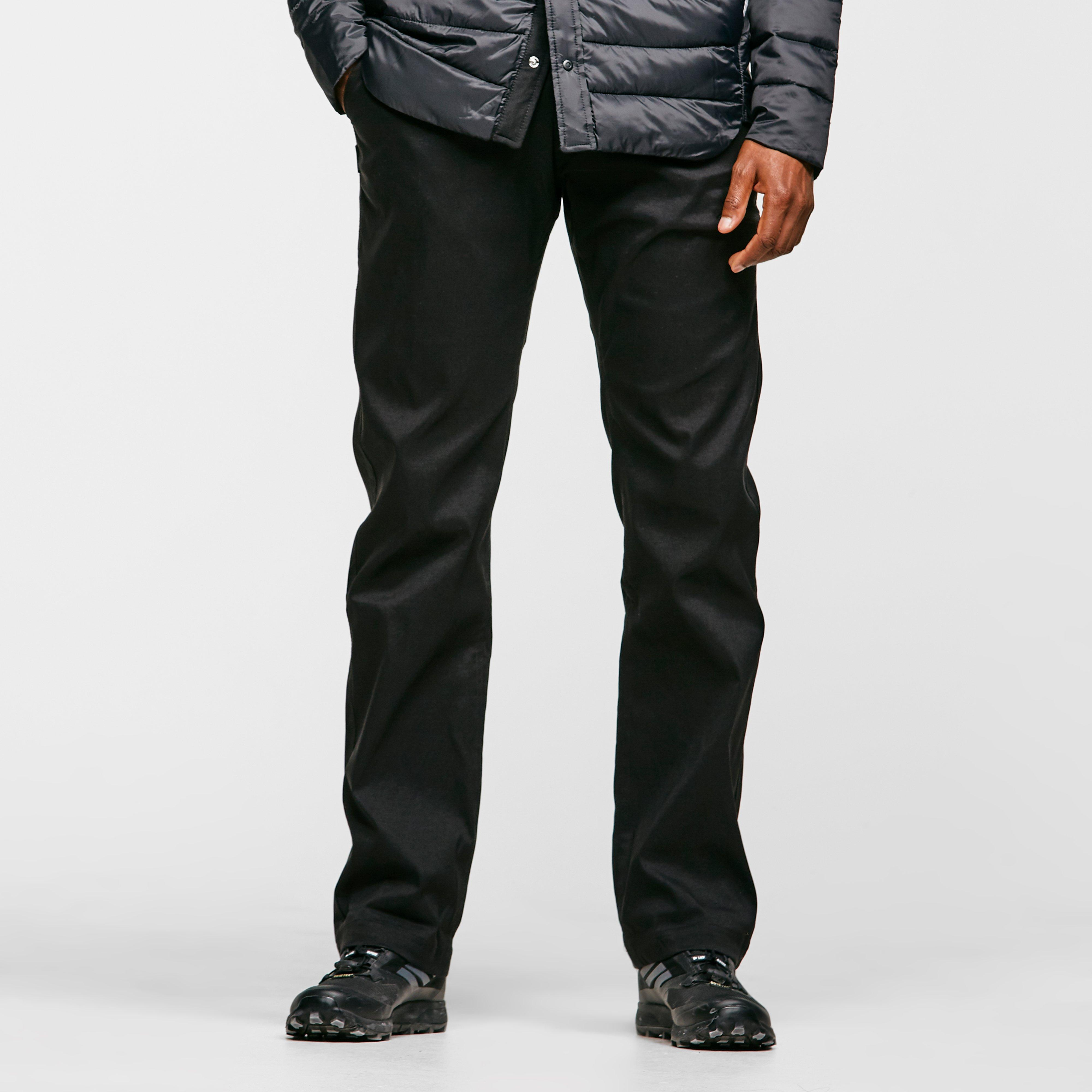 Craghoppers Men's Kiwi Pro Trousers - Black/Blk, Black