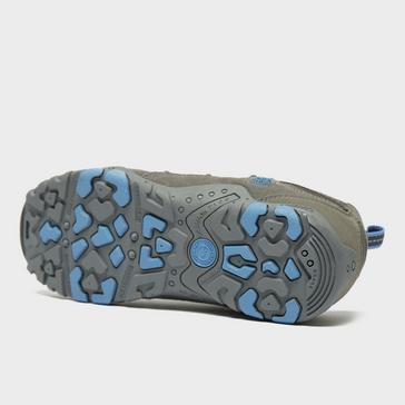 Grey Hi Tec Women's Quadra Classic Shoes