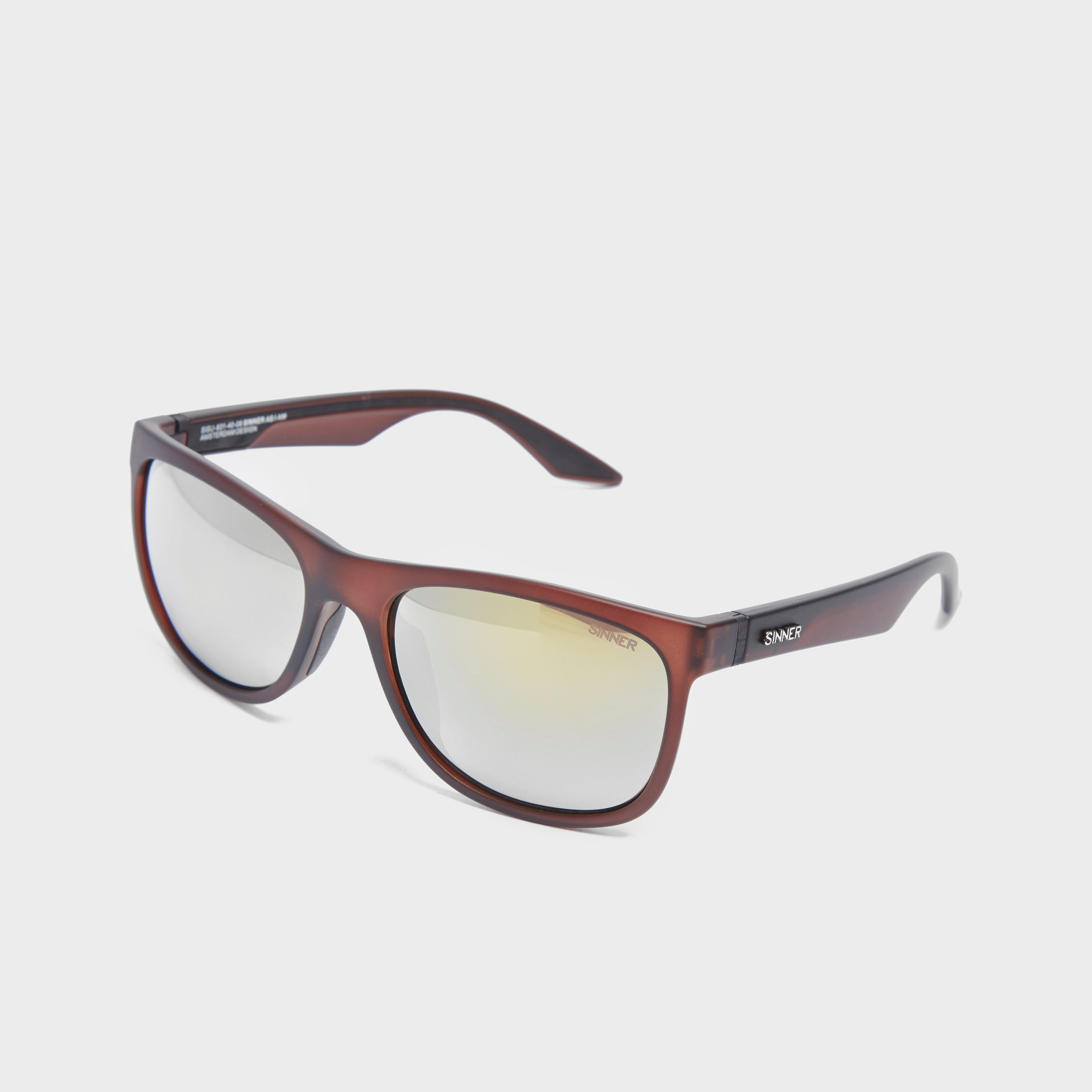 Sinner Sinner Rockford Sunglasses, Brown