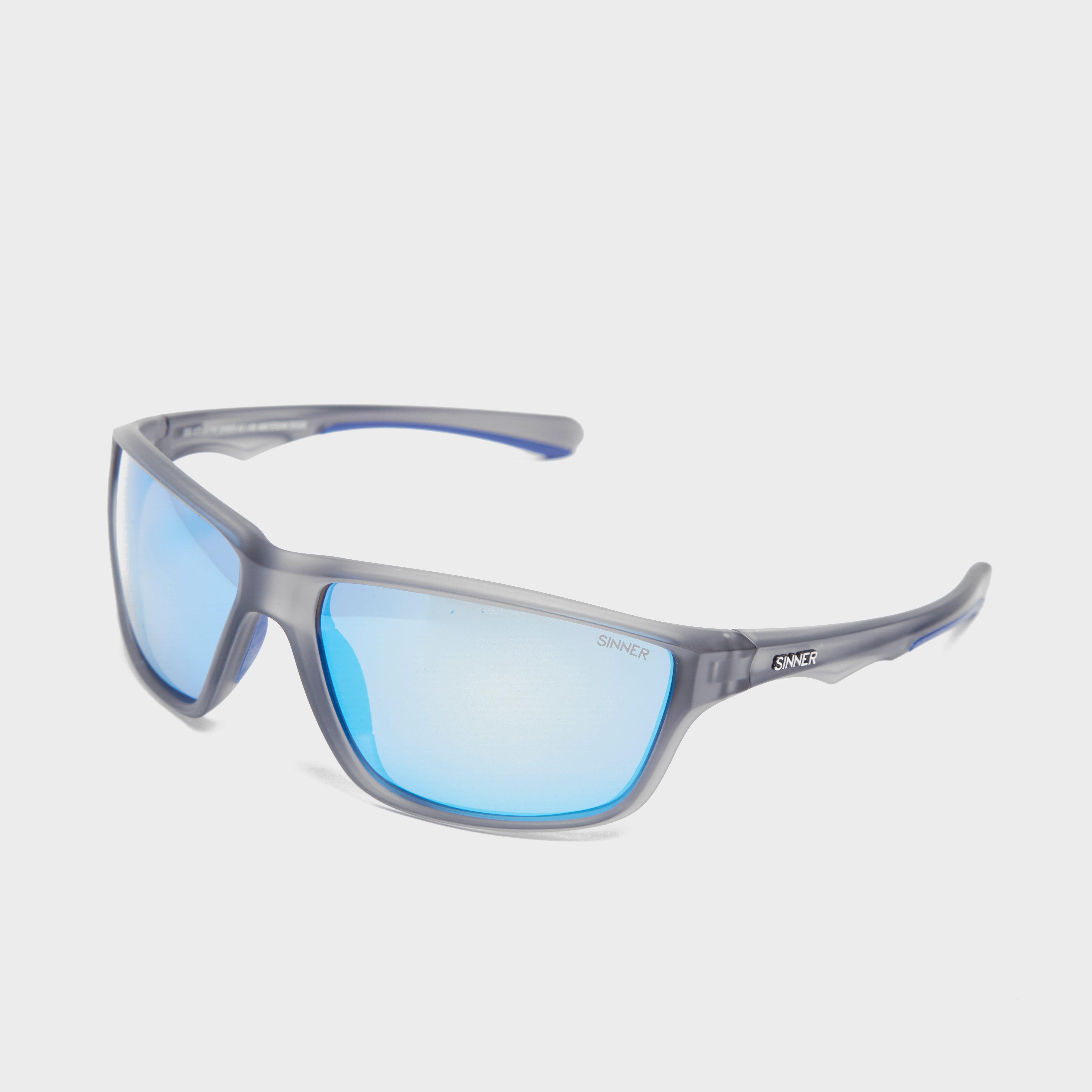 Sinner Sinner Eyak Sunglasses, Grey