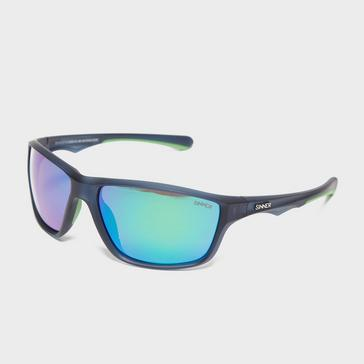 Dark Blue Sinner Eyak Sunglasses
