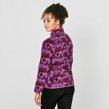Purple Craghoppers Kids' Shenden Fleece