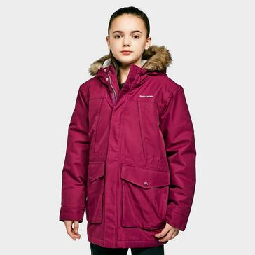 Purple Craghoppers Kids' Mariko Jacket