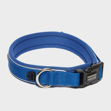 Blue Ezy-Dog Classic Neo Collar XL