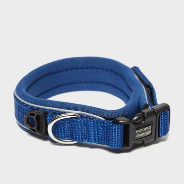 Blue Ezy-Dog Classic Neo Collar XS