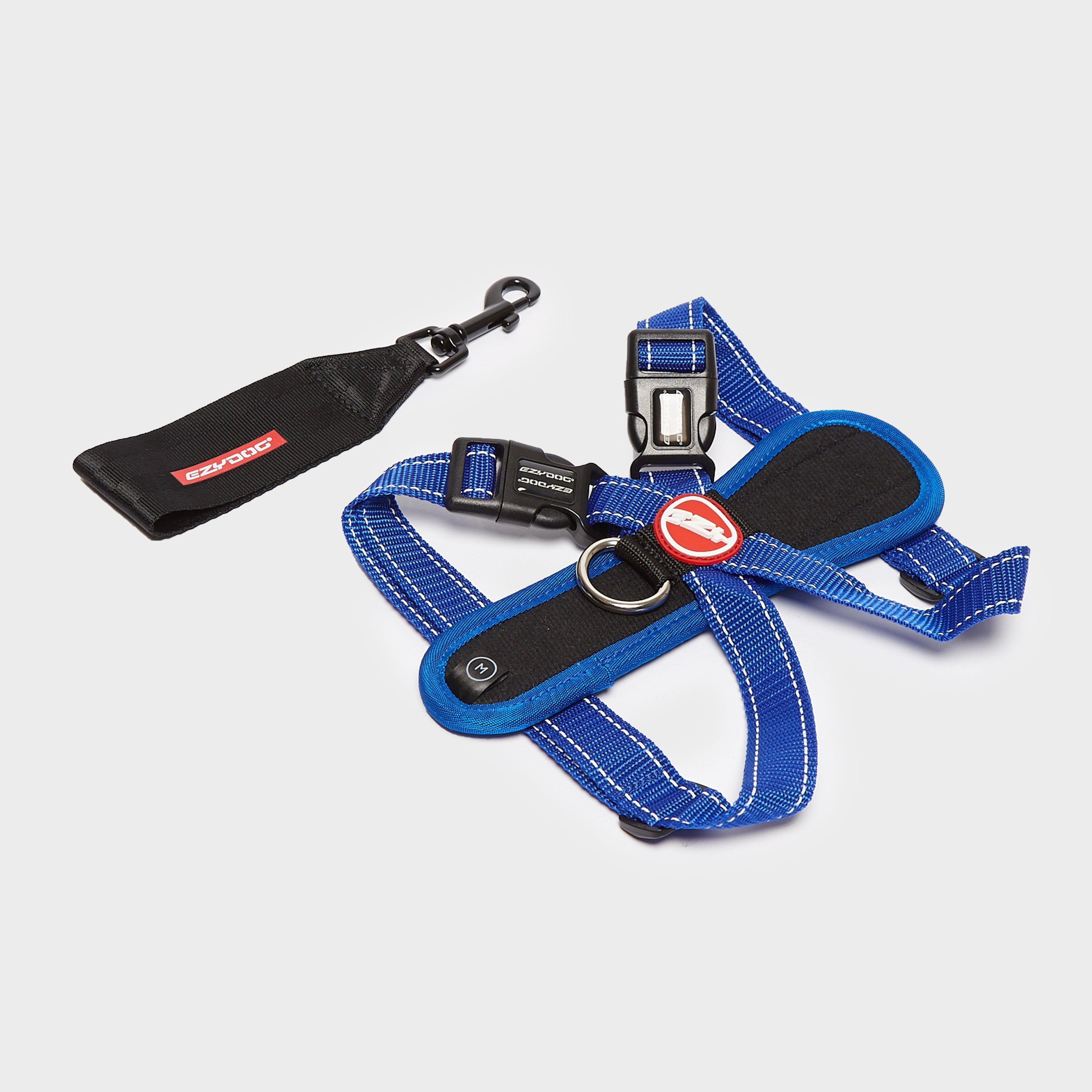 Image of Ezy-Dog Ezd Cp Harness Med - Blue/Mbl, blue/MBL