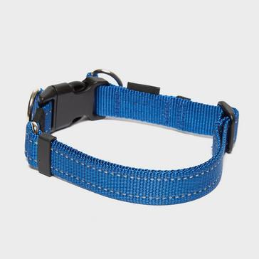Blue Ezy-Dog Double Up Collar Large Blue