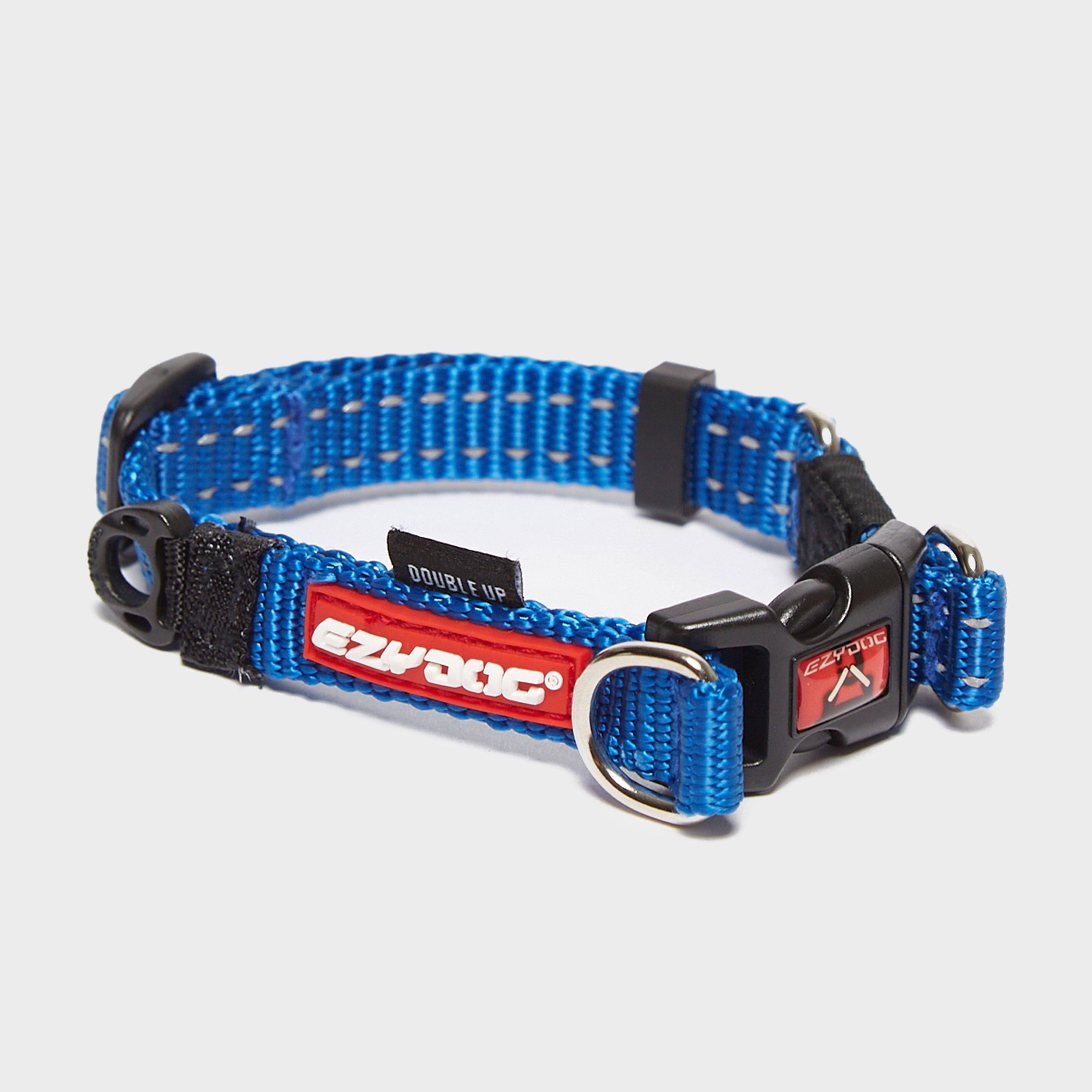 Image of Ezy-Dog Double Up Collar (Small) - Mbl/Mbl, MBL/MBL