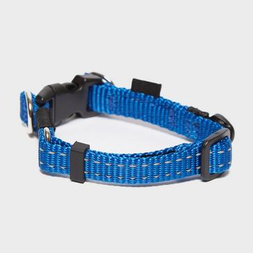 blue Ezy-Dog Double Up Collar (Small)