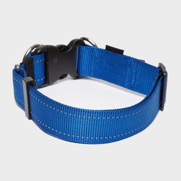 Blue Ezy-Dog Double Up Collar XL
